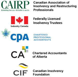 Licensed Insolvency Trustees - Our Professional Certifications - Cameron-Okolita Inc.